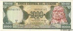 1000 Sucres ÉQUATEUR  1988 P.125a NEUF