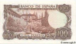 100 Pesetas ESPAGNE  1970 P.152a NEUF
