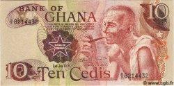 10 Cedis GHANA  1978 P.16d NEUF