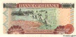 2000 Cedis GHANA  1995 P.30 NEUF