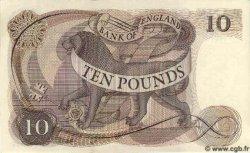 10 Pounds ANGLETERRE  1967 P.376b pr.NEUF