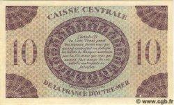 10 Francs GUADELOUPE  1944 P.27 SUP