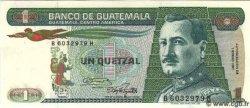 1 Quetzal GUATEMALA  1987 P.066 NEUF
