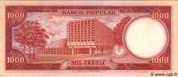 1000 Ekuele GUINÉE ÉQUATORIALE  1975 P.13 NEUF