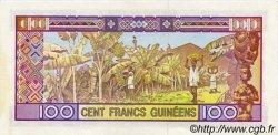 100 Francs Guinéens GUINÉE  1985 P.30a SPL