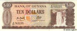 10 Dollars GUYANA  1992 P.23e NEUF