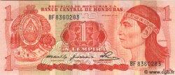 1 Lempira HONDURAS  1980 P.068 NEUF