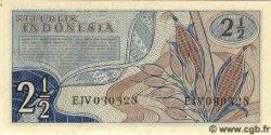 2,5 Rupiah INDONÉSIE  1961 P.079 NEUF