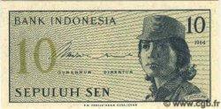 10 Sen INDONÉSIE  1964 P.092 NEUF