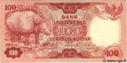 100 Rupiah INDONÉSIE  1977 P.116 NEUF