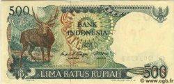 500 Rupiah INDONÉSIE  1988 P.123 pr.NEUF