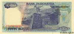 1000 Rupiah INDONÉSIE  1992 P.129 NEUF