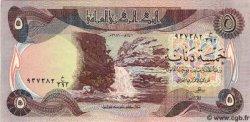 5 Dinars IRAK  1981 P.070a NEUF