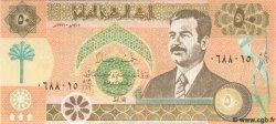50 Dinars IRAK  1991 P.075 NEUF