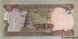 1/2 Dinar IRAK  1993 P.078 pr.NEUF
