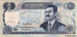 100 Dinars IRAK  1994 P.084b pr.NEUF