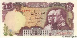 100 Rials IRAN  1976 P.108 NEUF