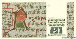1 Pound IRLANDE  1982 P.070c NEUF