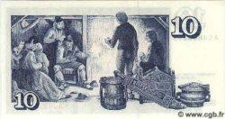 10 Kronur ISLANDE  1981 P.48 NEUF