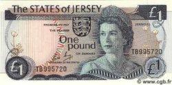 1 Pound JERSEY  1988 P.11b NEUF
