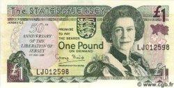 1 Pound JERSEY  1995 P.25 NEUF
