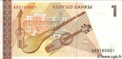 1 Som KIRGHIZSTAN  1994 P.07 NEUF