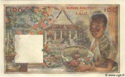 100 Kip LAOS  1957 P.06 NEUF