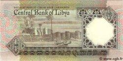 1/4 Dinar LIBYE  1990 P.52 NEUF