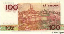100 Francs LUXEMBOURG  1986 P.58a pr.NEUF