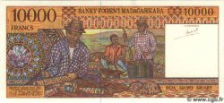 10000 Francs - 2000 Ariary MADAGASCAR  1995 P.79 NEUF