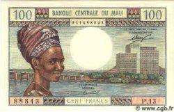 100 Francs MALI  1973 P.11 NEUF
