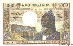 1000 Francs MALI  1984 P.13e NEUF