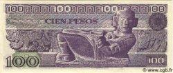 100 Pesos MEXIQUE  1982 P.074c NEUF