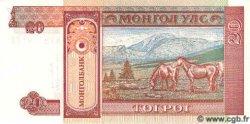 20 Tugrik MONGOLIE  1993 P.55 NEUF