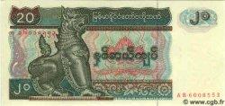 20 Kyats MYANMAR  1994 P.72 NEUF