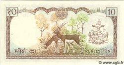 10 Rupees NÉPAL  1974 P.24 NEUF