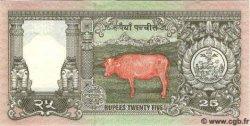 25 Rupees NÉPAL  1997 P.41 NEUF