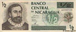 50 Centavos De Cordoba NICARAGUA  1991 P.172 NEUF