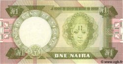1 Naira NIGERIA  1984 P.19c NEUF