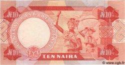 10 Naira NIGERIA  1984 P.25c NEUF
