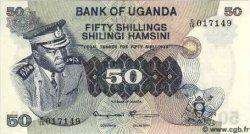 50 Shillings OUGANDA  1973 P.08c NEUF