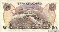 50 Shillings OUGANDA  1982 P.18a NEUF