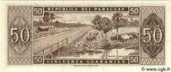 50 Guaranies PARAGUAY  1963 P.197b NEUF