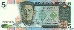 5 Piso PHILIPPINES  1994 P.168d NEUF