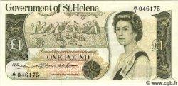 1 Pound SAINTE HÉLÈNE  1976 P.06 NEUF