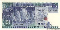 1 Dollar SINGAPOUR  1987 P.18a NEUF