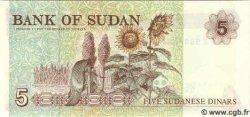 5 Dinars SOUDAN  1993 P.51a NEUF
