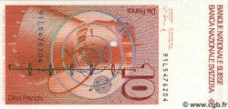 10 Francs SUISSE  1991 P.0180f NEUF