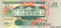 25 Gulden SURINAM  1991 P.048a NEUF
