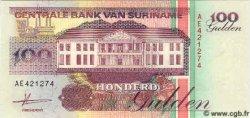 100 Gulden SURINAM  1991 P.049 NEUF